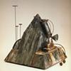 Etc/Insinuation #54 (Pyramid Head), 1980