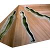 Unrealized model for FM Intaglio/Parallelogram, 2006