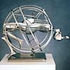 Study/Falling Man (Figure in a Sphere), 1986