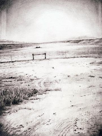 Great Salt Lake Fence