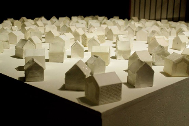 Accumulation (View of houses)