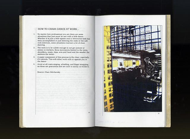 The Everyday Scenario Survival Handbook (Pages 38 and 39)