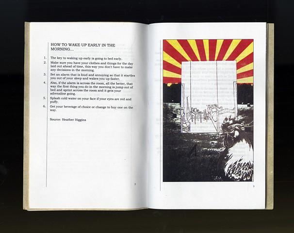 The Everyday Scenario Survival Handbook (Pages 2 and 3)
