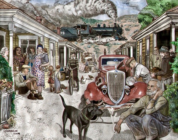 Ely Nevada 1935