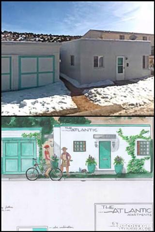 Atlantic Apartments Restoration 2