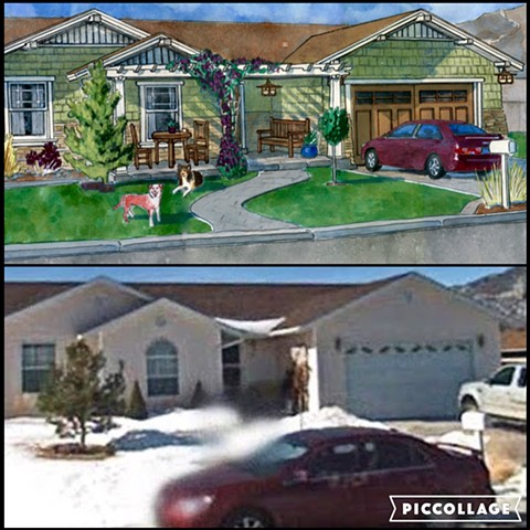 Grey's House Remodel