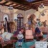 Hotel Nevada Lobby 1929