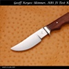 JS Test Knife, Skinner