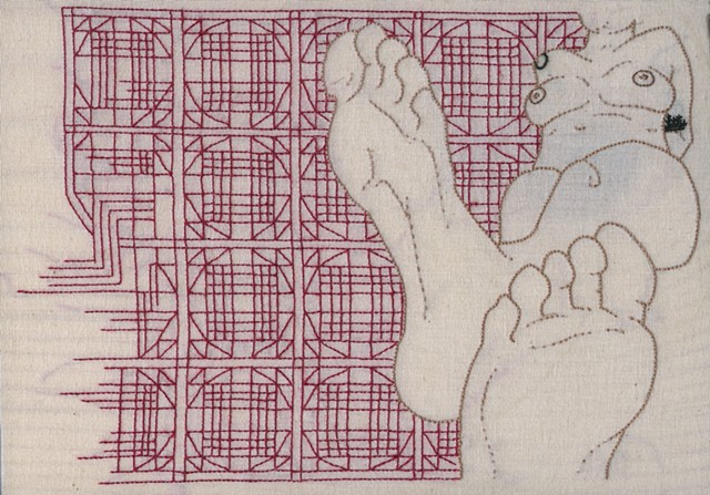 Secret Language of Quilts Spider's Den