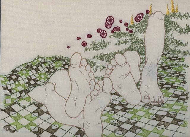 Secret Language of Quilts Friendship Star