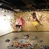 Can't Get a Date, Date a Dog  Works by: Dana Sikkila Opening Reception Feb. 27th 6-9pm Conkling Gallery Minnesota State University