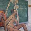 Abe & Skeleton