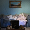 Consolation (figure with TV)