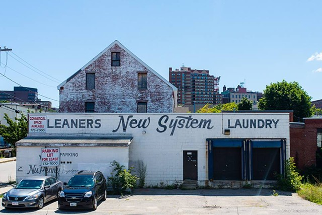 Brackish Studios, at the new Systems Laundry building