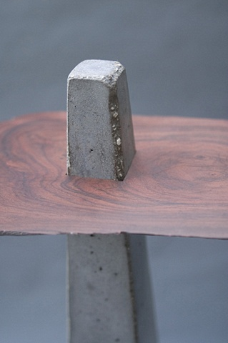 pillar table (detail)