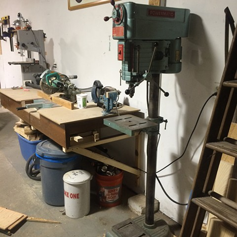 new (old) drill press!!!