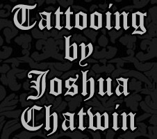 Tattooing by Joshua Chatwin