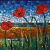 Where Poppies Blow, by Julie Mazzoni, GA  NFS