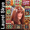 Millefiori Mirrors, with Visiting Artist Laurel Skye  May 4 - 5, 2013 Saturday 10:00 - 5:00 Sunday 10:00 - 2:00  $265 + $75 Materials Fee Paid in Class