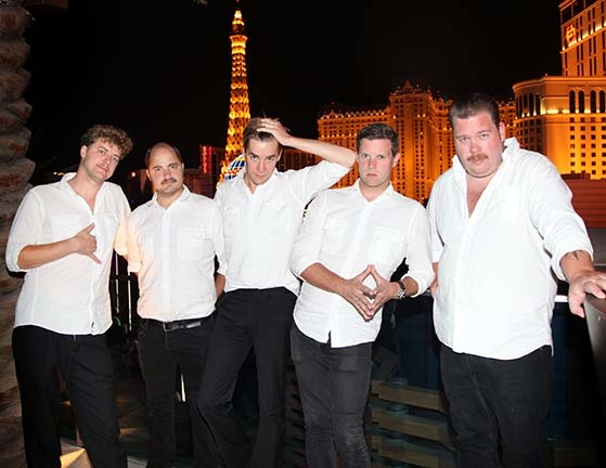 The Hives in Las Vegas