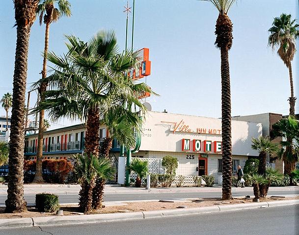 Motel. Las Vegas, NV