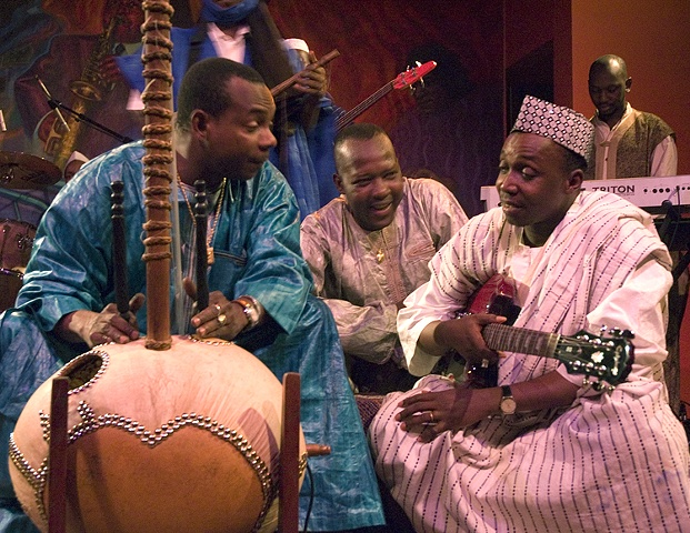 Diabate Trio, Hot House, Chicago