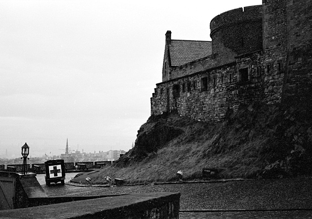 Red Cross, by Edinburgh Castle, Edinburgh, Scotland