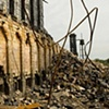 Ruins of Acme Steel and Coke Plant, Calumet, Chicago