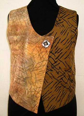 Stitchery Vest