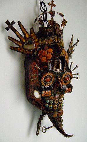 Oaxaca Mask
