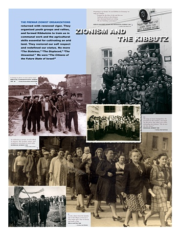Displaced Persons Exhibition - Holocaust Center in Glen Cove, NY