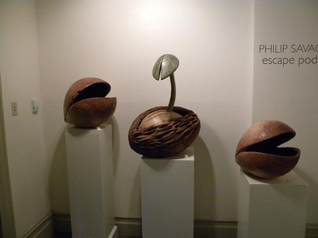 Exhibit at the Saint John Arts Centre, September 11-October 31, 2009