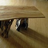 Birch Slab Table