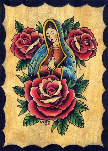 Virgen de Guadelupe (SOLD)