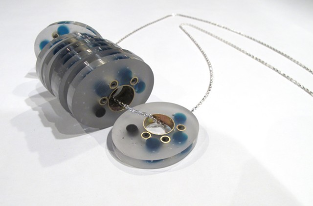 Elsa Hedberg Maki Roll Necklace