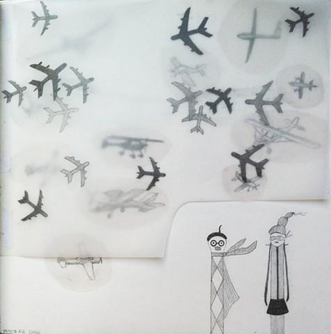 Sketch 3 Air Traffic