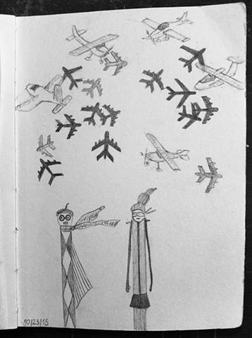 Sketch 2  Air Traffic