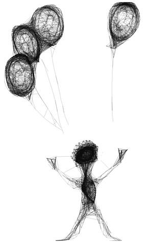 Four Ballons