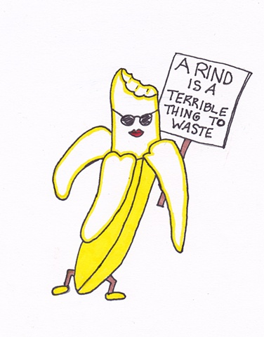 Beatrice the Composting Banana