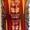 Backgammon Butterfly