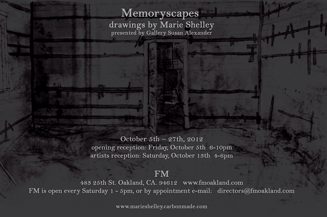 Memoryscapes (October 2012)