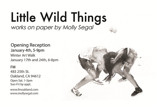 Little Wild Things (January-February 2013)