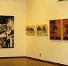 """Viridian Artists: New York and Tokyo"" Exhibition Oct.-Nov. 2010."