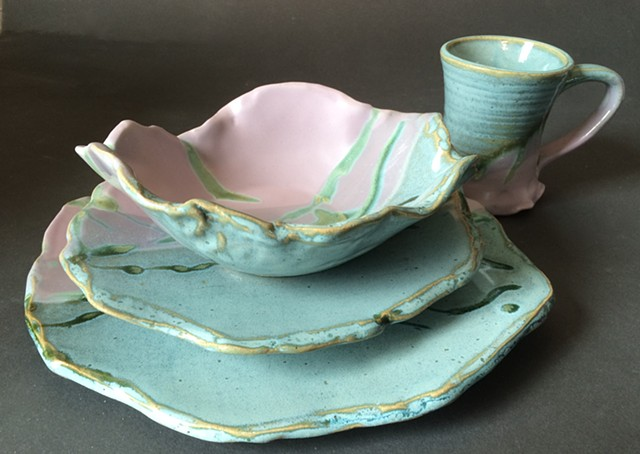 WENDYZAIDMAN.COM - Unique Handcrafted Pottery