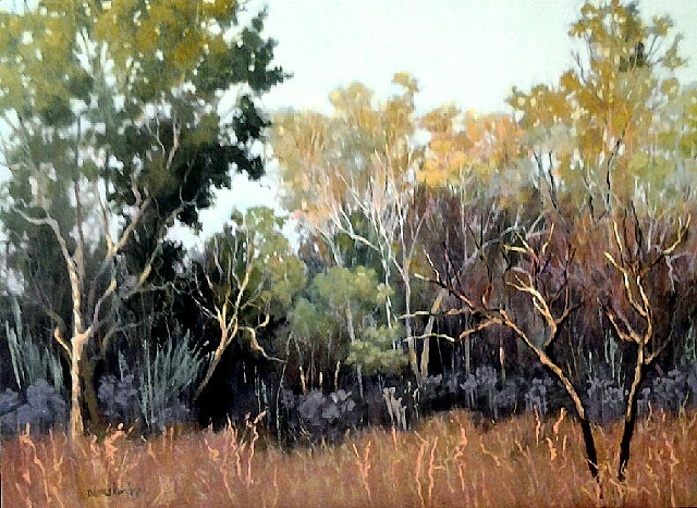 Linda Blondheim Art Landscape Painting