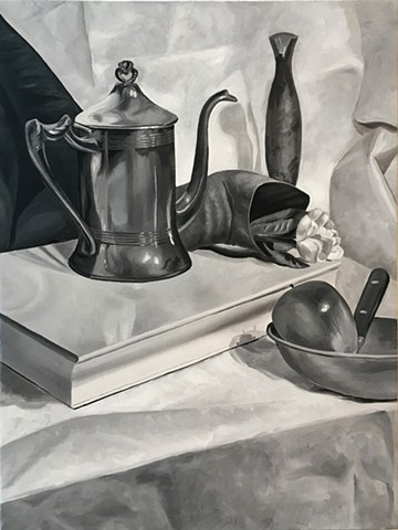 Black and White Still Life