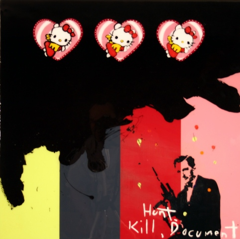 Hunt, Kill, Document