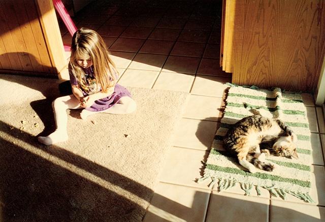 Kiley & the Cat