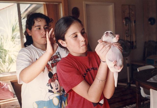 Jalean, Gaby, & Puppy