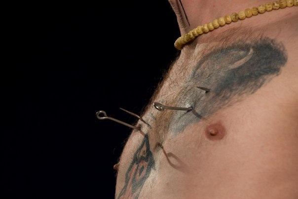 Body Piercing & Pulling
